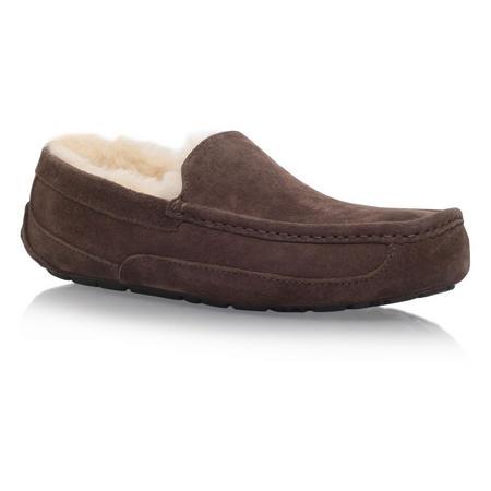 Men's Ascot Slippers Brown