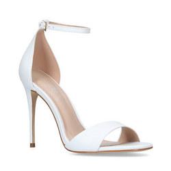 Glimmer Sandals White