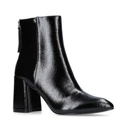 Secret Ankle Boots Black