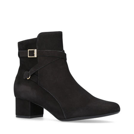 Renee Ankle Boot Black
