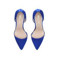 Celina Court Shoes Blue