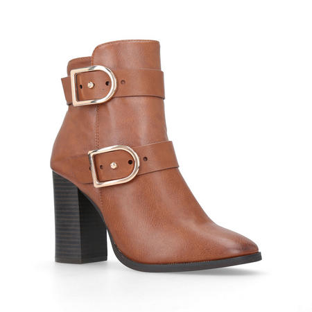 Spring Ankle Boot
