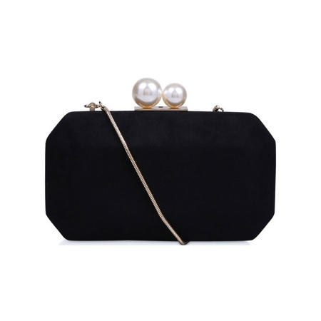Gloat Clutch Black