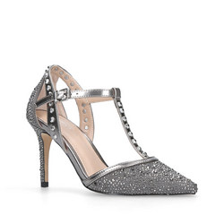 Kankan Jewel Court Shoe
