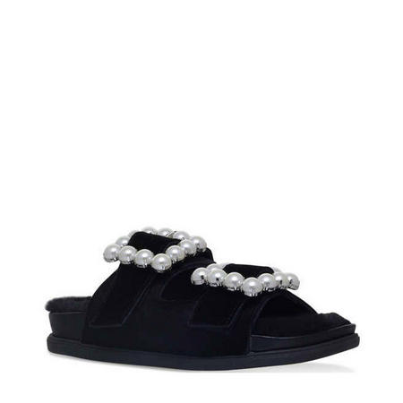 Candy Sandals Black