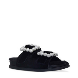 Candy Sandals Black