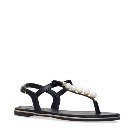 Rey Sandals Black