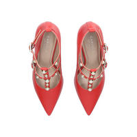 Agave Court Shoes Red