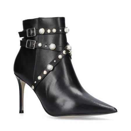 Granite Ankle Boot Black