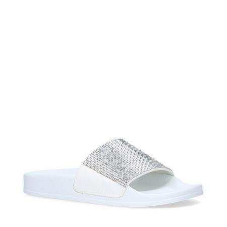 Krown Sandal Silver