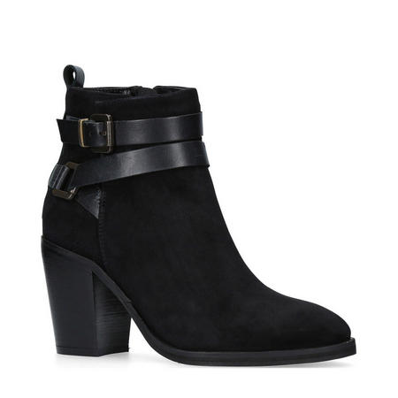 Sway Ankle Boot Black