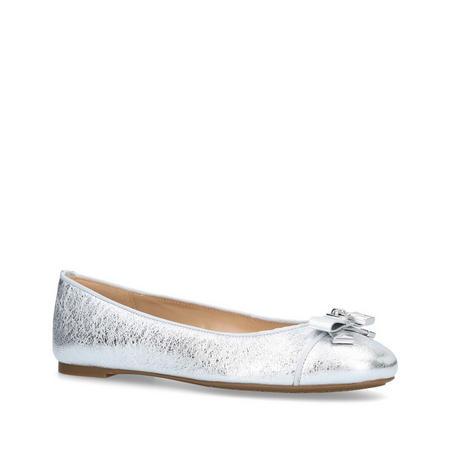 Alice Ballet Pump Silver