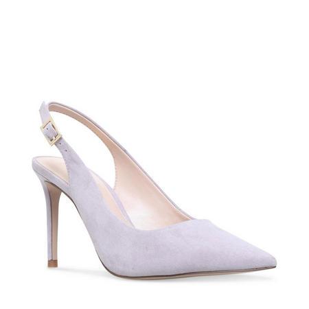 Alexander Mule Shoes Grey