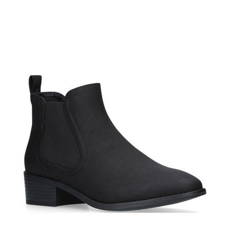 Toby Low Heel Ankle Boots