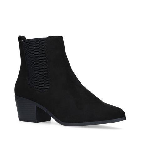 Tina Ankle Boot Black
