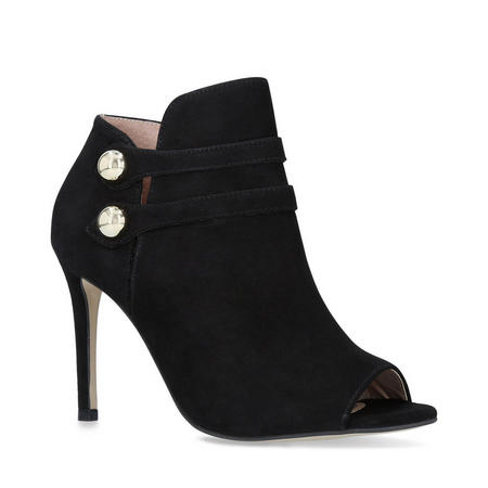 Glade Ankle Boot Black