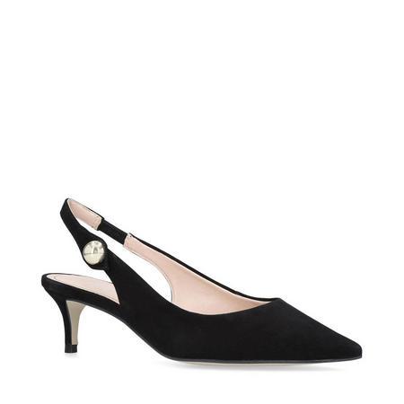 Atol Court Shoes Black