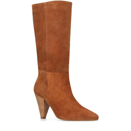 Shimmy Boots Brown