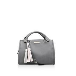 Sienna Slouch Bag Grey