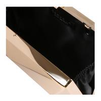 Glide Clutch Bag Gold-Tone
