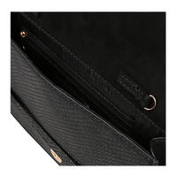 Aron Clutch Bag Black Black