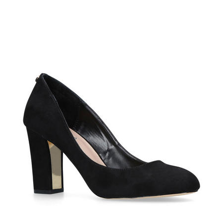 Kruise Court Shoe Black