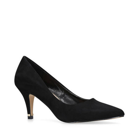Kicker Court Shoe Black