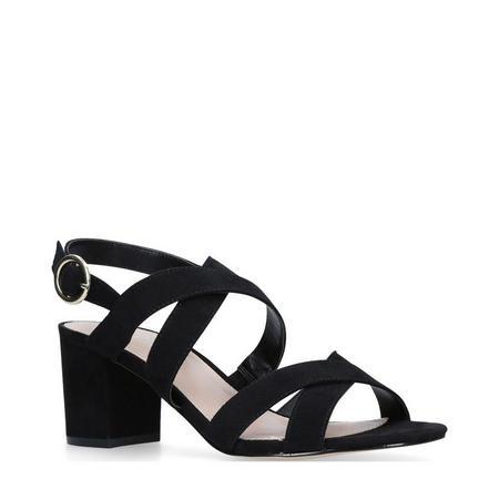 Lust Sandal Black