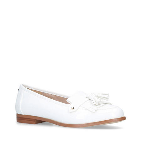 Magpie Loafers White