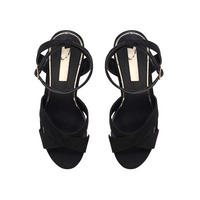 Sassy Sandals Black