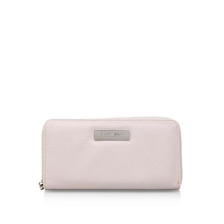 Alis2 Zip Wallet Purse White