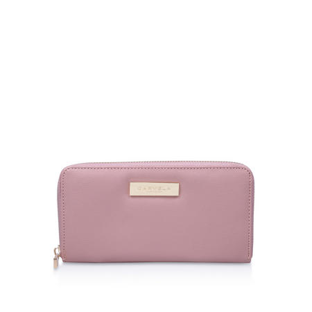 Alis2 Zip Wallet Purse Pink