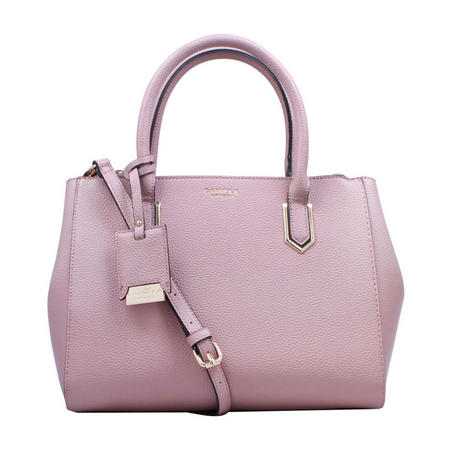 Sunny Double Zip Tote Pink