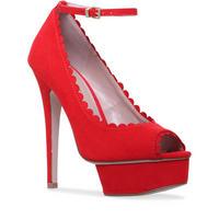 Freda High Heels Red
