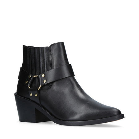 Sheriff Ankle Boot Black