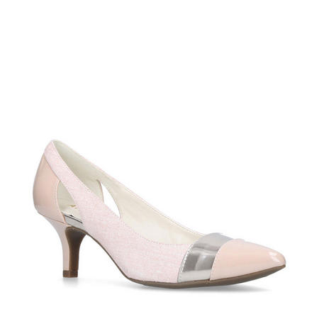 Firstclass Court Shoes Nude