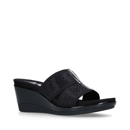 Pallace Mule Shoes Black