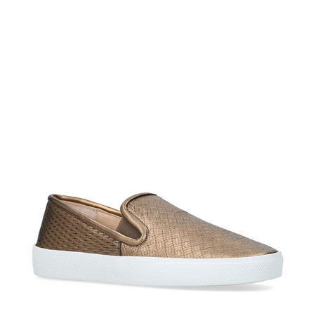 Cariana Trainers Metallic