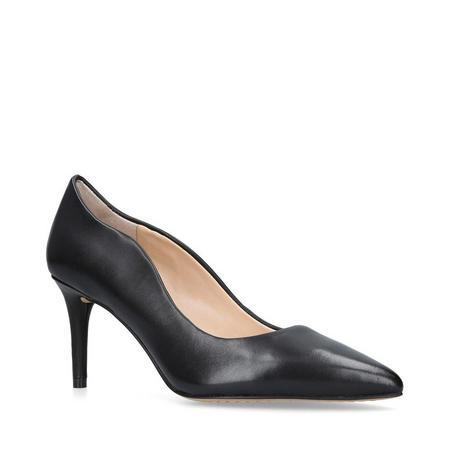 Jaynita Court Shoes Black