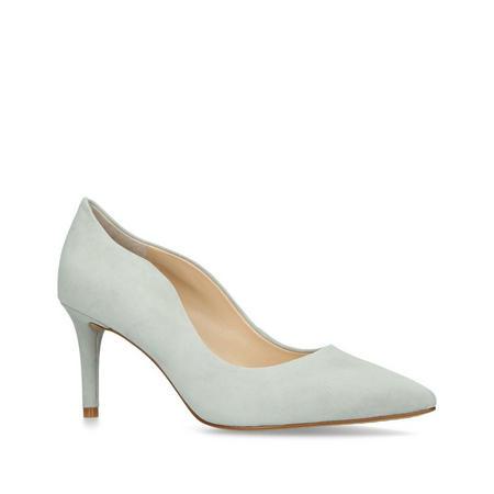 Jaynita Court Shoe Grey