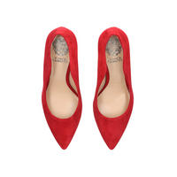 Jaynita Court Shoes Red