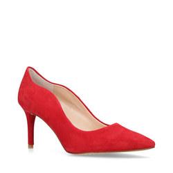 Jaynita Court Shoes Red