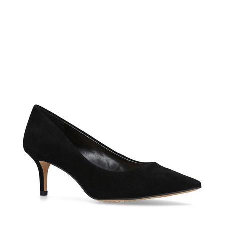 Kemira Court Shoes Black
