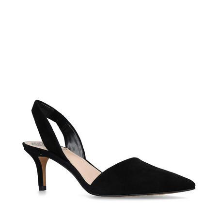 Kolissa Pump Shoes Black