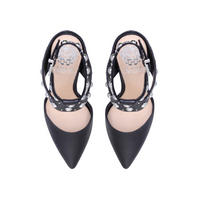 Ledana Court Shoes Black