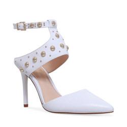Ledana Court Shoes Brown