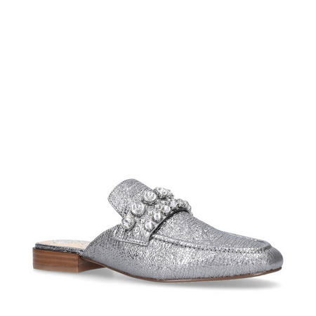 Torlissi Mules  Silver