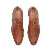 Romsey Formal Shoes Brown