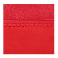 Harli Clutch Bag Red