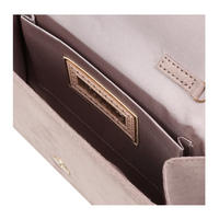 Honor Clutch Bag Brown